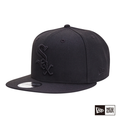 NEW ERA 9FIFTY 950 MLB BLACK ON 白襪 黑 棒球帽