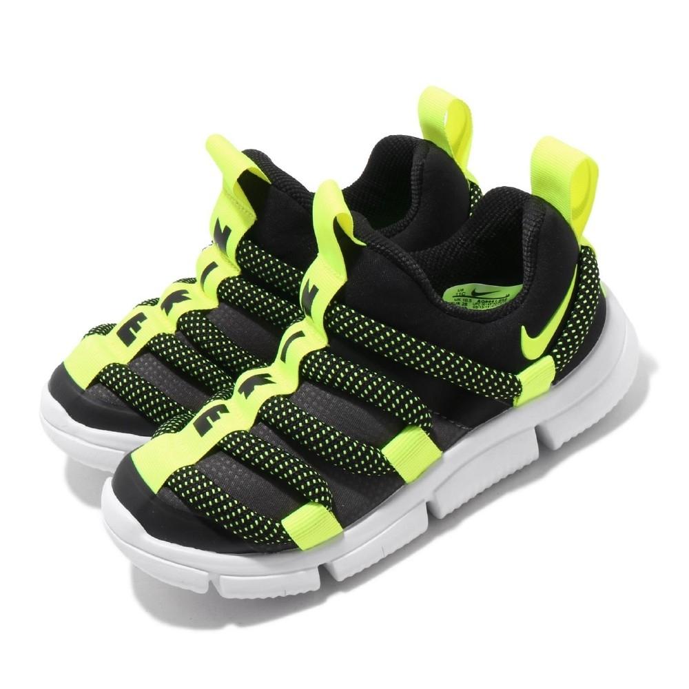 Nike 慢跑鞋 Novice PS 襪套 運動 童鞋