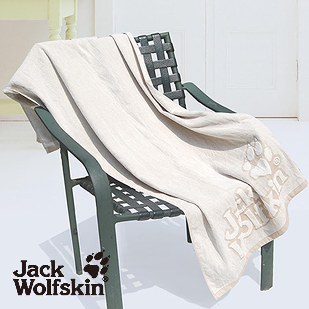 Jack Wolfskin抗菌剪絨浴巾