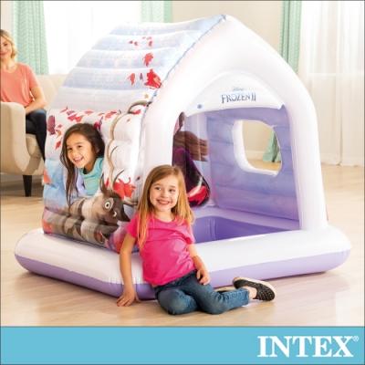 INTEX FROZEN冰雪奇緣-ELSA遊戲屋(48632)