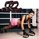 S型伏地挺身器輔助握把架.加厚防滑泡棉俯臥撐支架手臂線條胸肌二頭肌訓練健身器材