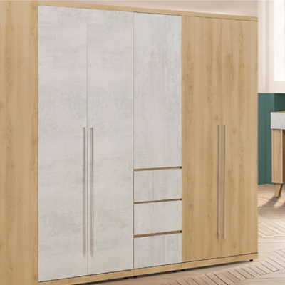 AS-朗斯1.5尺衣櫃-45x57x202cm
