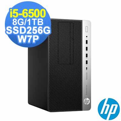 HP 600 G3 6代i5 W7Pro 商用電腦