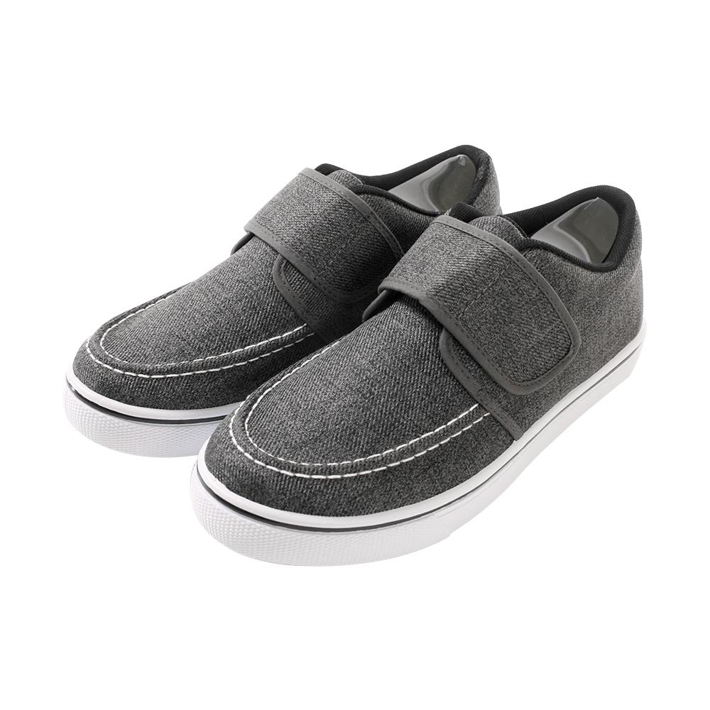 魔法Baby男鞋 台灣製紳士型休閒布鞋sd7226