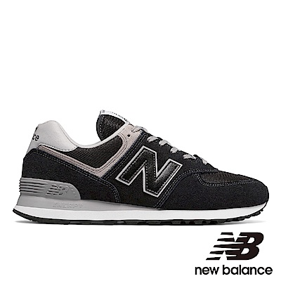 New Balance 574復古鞋 男鞋 黑色 ML574EGK