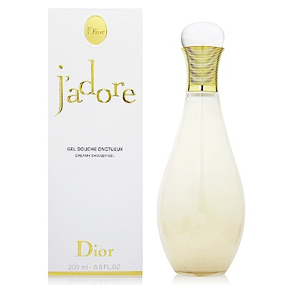 Dior迪奧 真我宣言芬芳滋潤沐浴乳200ml