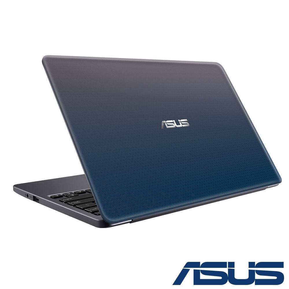 ASUS E203NA 11.6吋筆電 (N3350/4G/64G eMMC/Win10 HOME S模式/LapTop/星空灰)