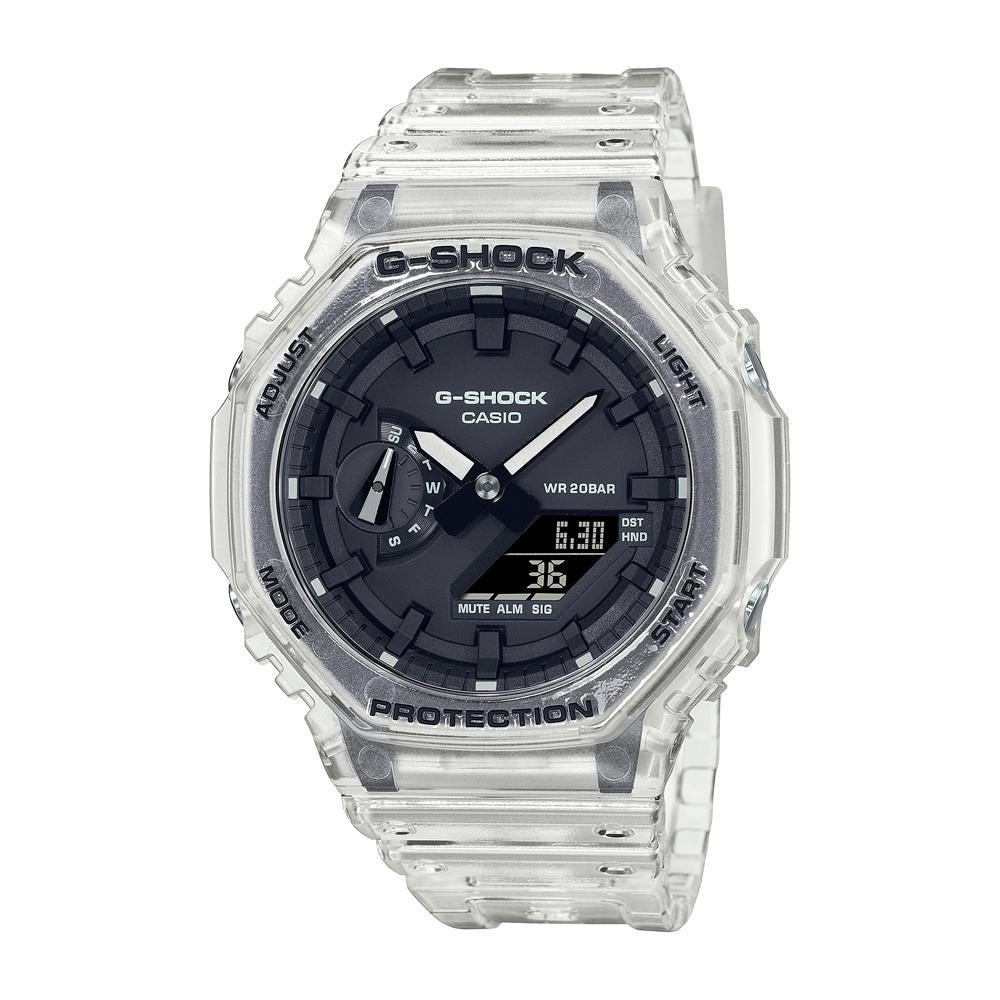 CASIO卡西歐 G-SHOCK 簡約獨特新色 八角型錶殼 GA-2110ET-45.4mm product image 1