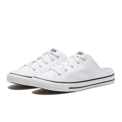 CONVERSE CTAS DAINTY MULE SLIP WHITE/WHITE/BLACK 女款 567946C