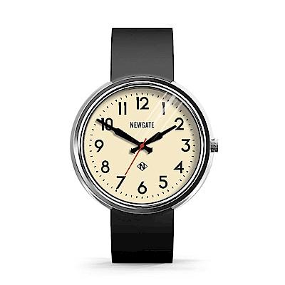 Newgate|ELECTRIC-經典復古-矽膠錶帶-50mm