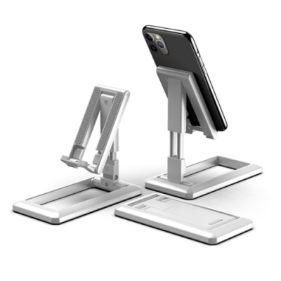 Kavalan手機平板伸縮摺疊支架 (科技白)