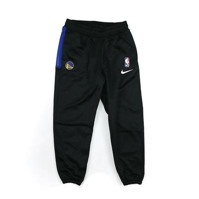 NIKE NBA 青少年 運動長褲 勇士隊