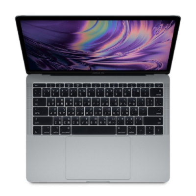 (福利品) Apple MacBook Pro 13吋/2.3GHz/8GB/128GB-灰色