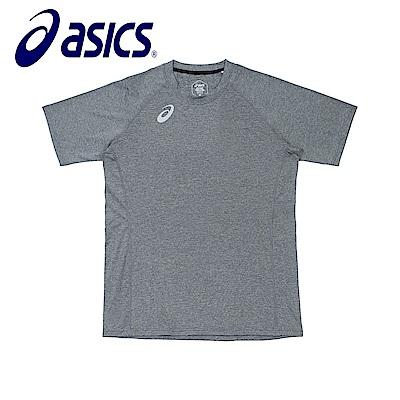 Asics 亞瑟士 男女短袖T恤 灰 K31805-91