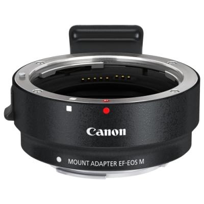Canon EF-EOS M 鏡頭轉接環(公司貨)