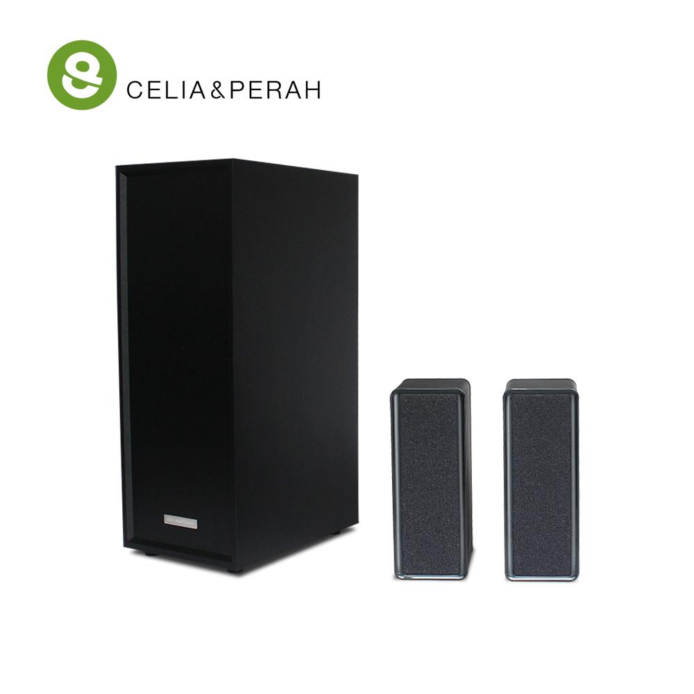 【CELIA&PERAH】M6多聲道無線喇叭音響系統-2.1聲道組合