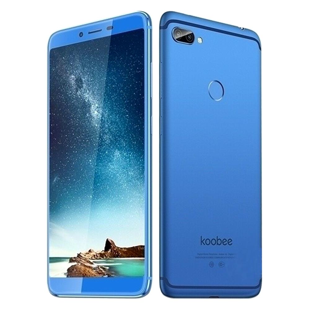 Koobee S12 5.7吋雙鏡頭人臉辨識智慧手機