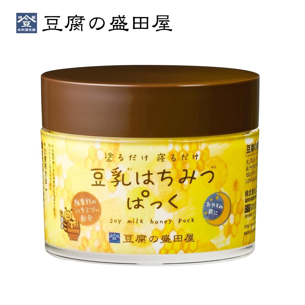 【盛田屋】蜂蜜豆乳全效保濕凍膜50g