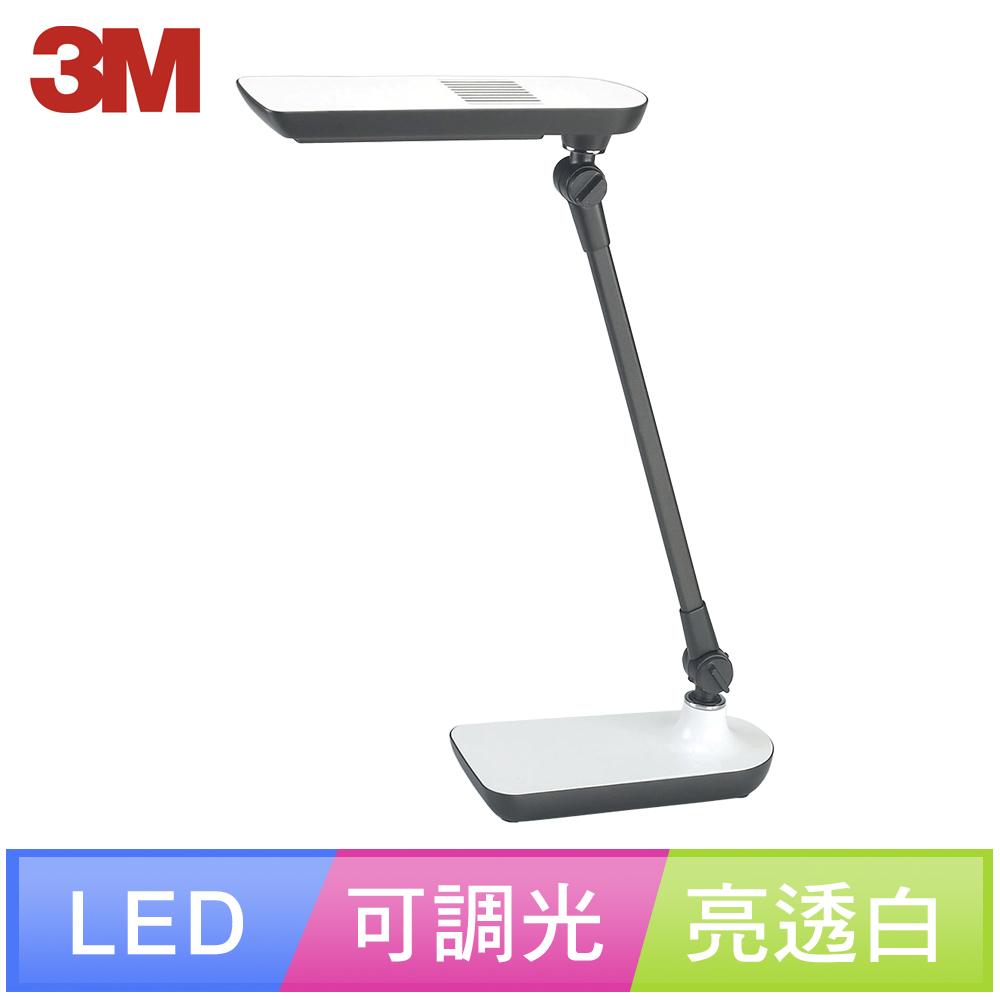 3M 58度LED博視燈LD6000可調光式桌燈(亮透白) @ Y!購物