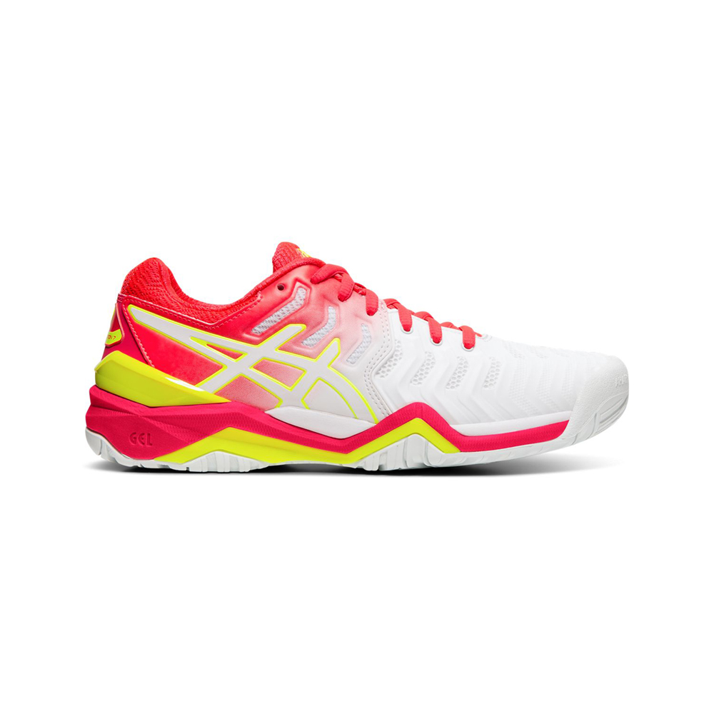 ASICS Gel-Resolution 7網球鞋 女E751Y-116