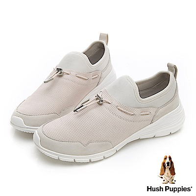 Hush Puppies CYPRESS 休閒運動便鞋-淺灰