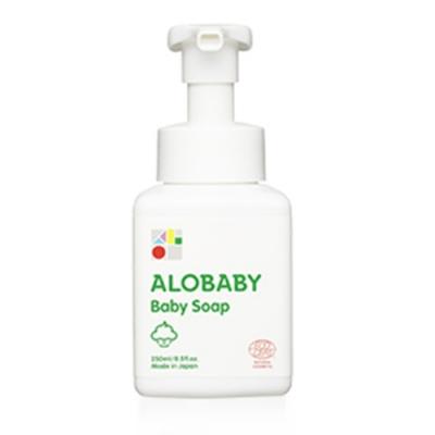 任選 ALOBABY Baby Soap 寶寶晚安洗髮沐浴乳250ml AL104