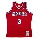 M&N Swingman復古球衣 76人 02-03 #3 Allen Iverson product thumbnail 1