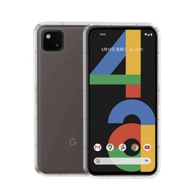 O-one金鐘罩 Google Pixel 4a 4G 透明氣墊空壓殼