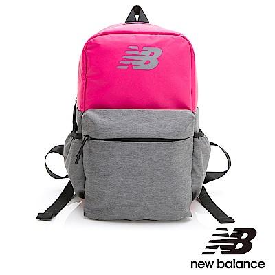 New Balance  小型休閒後背包 粉色SPL1805PK