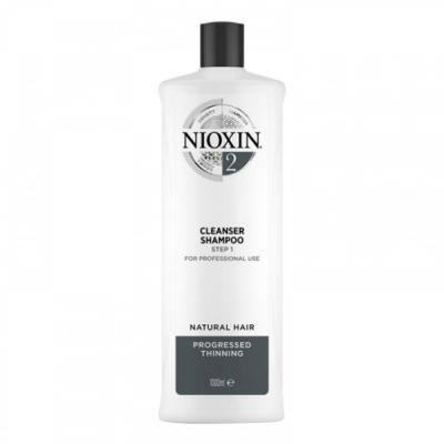 *NIOXIN 儷康絲潔髮露(頭皮潔淨露)2號 1000ml