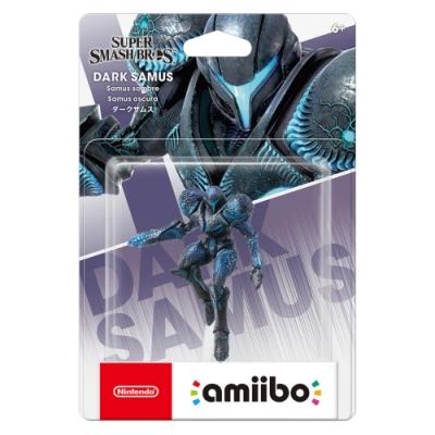 Amiibo DARK SAMUS 黑暗薩姆斯 (明星大亂鬥系列)