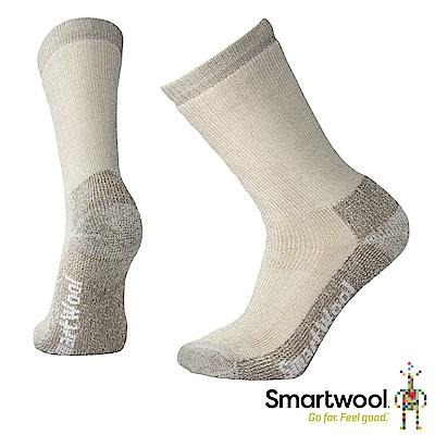 零碼五折↘SmartWool 重量級減震型徒步中長襪 灰褐 XL