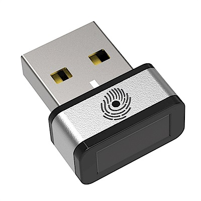 PQI My Lockey (Cardboard Package) 加密辨識指紋碟