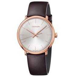 Calvin Klein 復刻版時尚腕錶玫瑰金色(40mm)