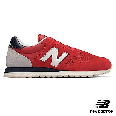 New Balance 復古鞋_U520GJ_中性_紅色