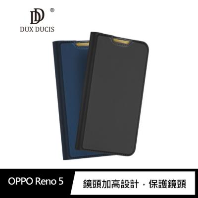 DUX DUCIS OPPO Reno 5 SKIN Pro 皮套#手機殼 #保護殼 #保護套 #可立支架
