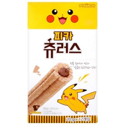 MUNG DO 黃色小怪獸吉拿棒餅乾-巧克力風味(240g)