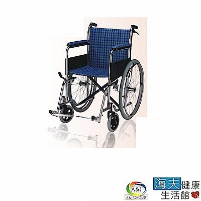 海夫健康生活館 康復 第一代雙剎輪椅