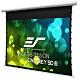 EliteScreens100吋16:9頂級isf認證電動張力幕-5D高增益灰幕- SKT100XHD5-E24 賣場販售 白色機殼 product thumbnail 2