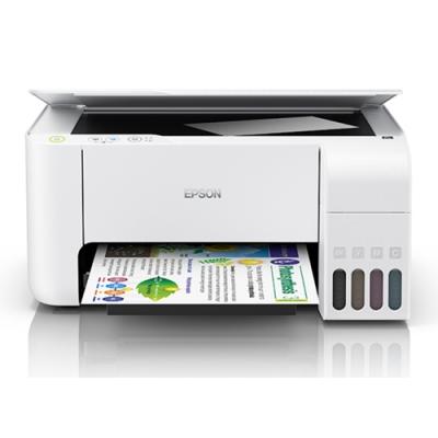 (加購超值組)EPSON L3116 高速三合一連續供墨印表機+1組墨匣(1黑3彩)