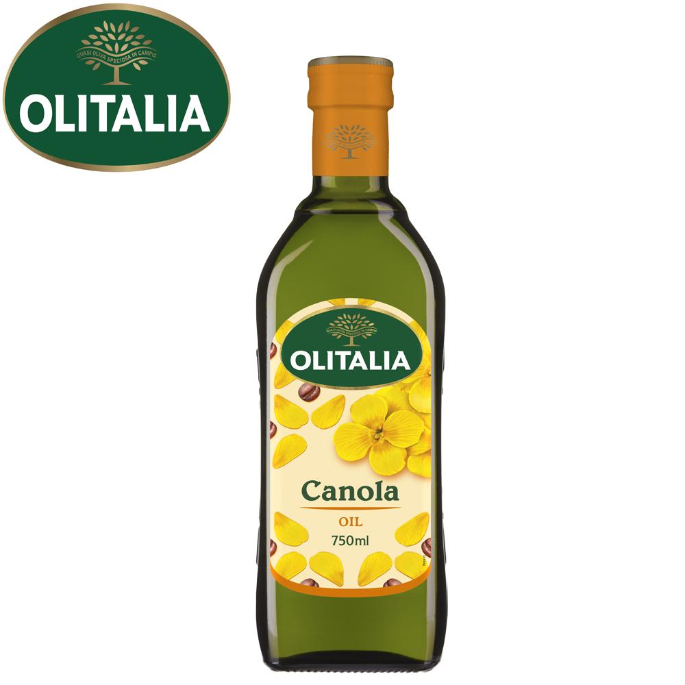 (活動)Olitalia奧利塔 頂級芥花油(750ml)