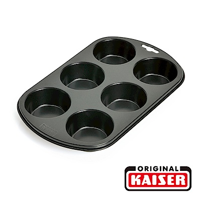 德國KAISER 迷你馬芬蛋糕烤模6入