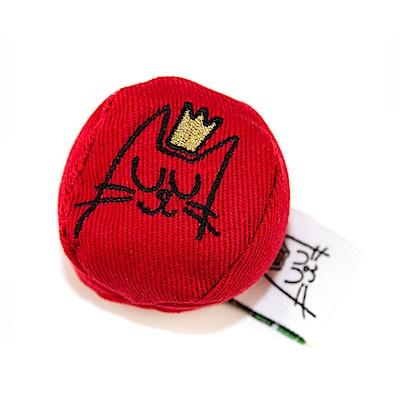 King Catnip北美天然有機貓草 貓草玩具-翻滾吧小球-5cm/24g