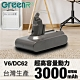 GreenR3_金狸_Dyson 無線吸塵器 V6  充電鋰電池 product thumbnail 2