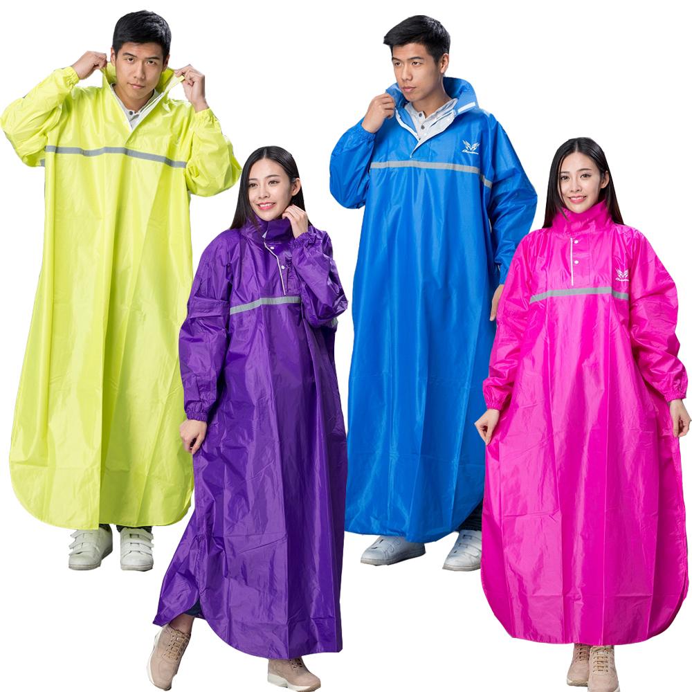 【東伸 DongShen】風采型尼龍太空雨衣 product image 1
