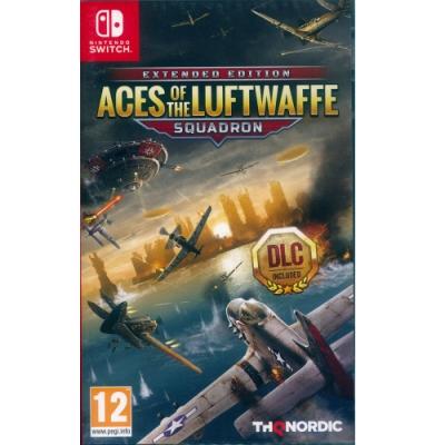 帝國神鷹飛行中隊 完整版 Aces of The Luftwaffe - Squadron Extended Edition - NS Switch 英日文歐版