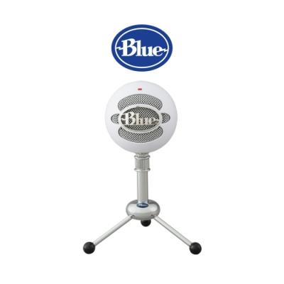 美國Blue Snowball 雪球USB麥克風 (雪白)