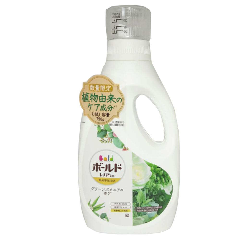 日本P&G植物花草香氛洗衣精(750ml)