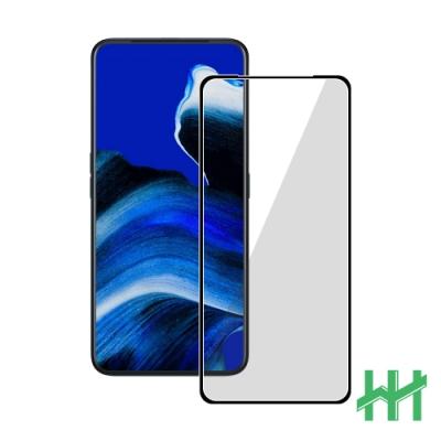 【HH】鋼化玻璃保護貼系列 OPPO Reno2 Z (6.5吋)(全滿版黑)