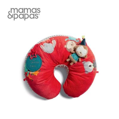 【Mamas & Papas】我的朋友在哪裡(趴趴枕墊)